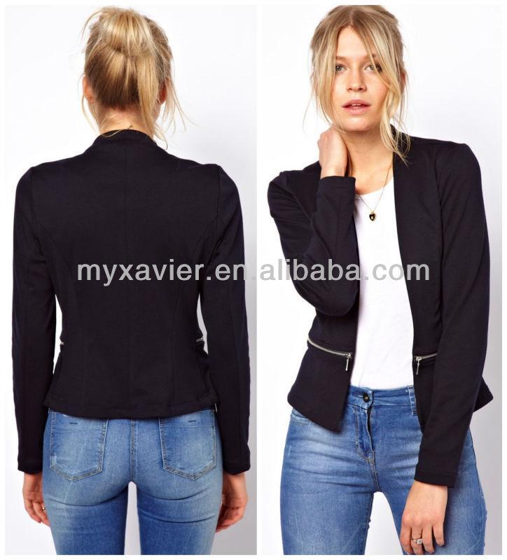 wholesale brand name clothes blazer women fashion jpg