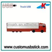 memory usb designs truck shape