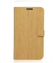 Leather Phone Case For Samsung Galaxy note2 N7100 Case wood pattern