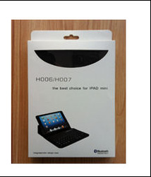 Popular & hot for ipad mini case with bluetooth keyboard