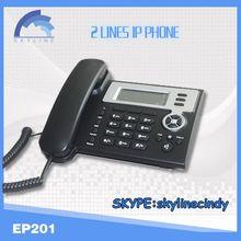 EP 201 VOIP SIP phone/voip skype phone