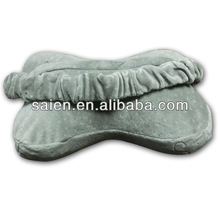 medical massaging slow rebound sitting pillow/car use neck protecting pillow