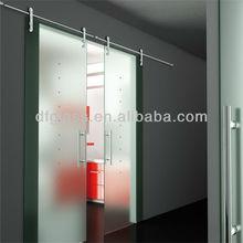 sliding frameless tempered glass door tempered glass for door