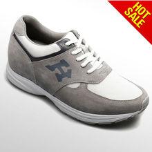 Latest sport running shoes for men/Elevator shoe for men