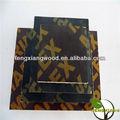Productos de la alta demanda en rusia mercado inteligente película de madera contrachapada negro / fenólico película hizo frente a la madera contrachapada
