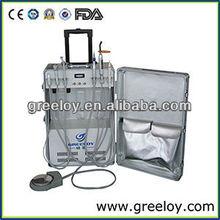 2013 Latest Greeloy Brand Best Korea Dental Unit Unit With Air Compressor