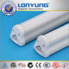 Single tube t8 fluorescent fixture all certificate approved China factory indina price all watt and size available