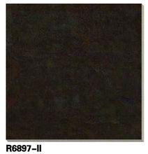 ceramic glazed floor tile black color