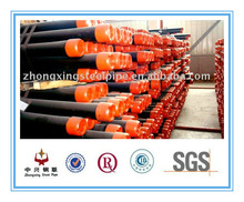 API 5L/ API 5CT seamless steel pipe for liquid and petroleum made in Liaocheng