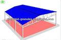 matériaux de construction faisant la maison mobile