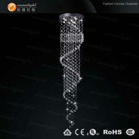 Feather chandelier,crystal chandelier raindrop OM9103W