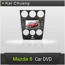 7inch 2din Audio Car System Mazda 6 with Bluetooth/Ipod/USB