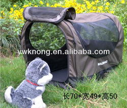 Soft-Sided Portable Dog Carrier Pet Tent,mesh pet tent