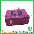 Panadería de la boda cajas de torta y embalajes
