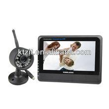 1 Channel Digital Wireless 7 Inch LCD support 4 wireless camera