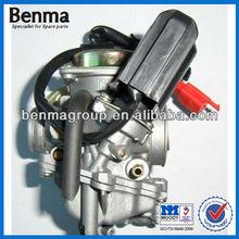 High Performance GY6 50cc Carburetor ,GY6 motorcycle carburetor ,carburetor for GY6 50cc Motorcycle