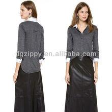 2013 elegent women new fashion office shirt