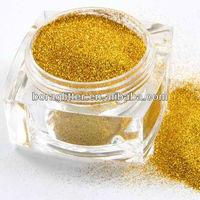 BL gold glitter powder,gold glitter dust,gold glitter flake