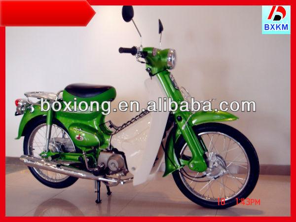 China Chongqing mini Cub 50cc Cheap price Kid motorcycle BX70-2