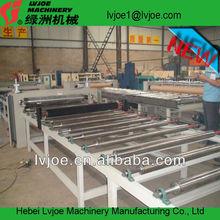 PVC laminated gypsum board Lamination machine/equipment for making gypsum ceiling board