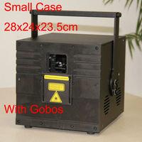 New Item,3.8W RGB Laser Projector,Stage Animation Light,40Kpps,ILDA,DMX,635nm Red Laser