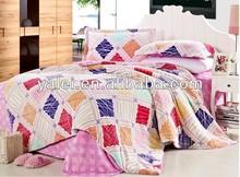 2013 Hot Sale 4PCS Flannel fleece bedding set