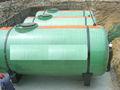 horizontal de doble capa de almacenamiento del fabricante del tanque