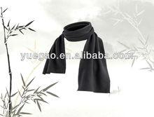 Outdoor double-sided fleece warm winter polar fleece scarves