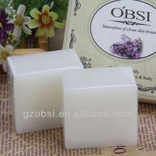 Coconut oil essential oil whitening handmade soap