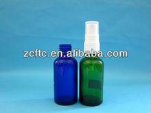 bouteille en verre avec pompe de pulvérisation pour produits pharmaceutiques 10ml