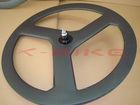Best three spoke carbon bicycle wheel