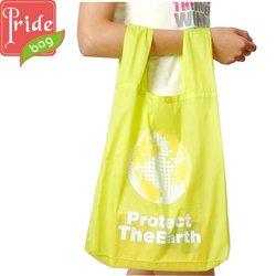 Super Quality Promotional Eco Silk Shopping Bag
