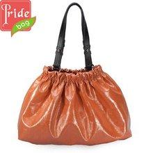 Fashionable Customize Leather Craft Shopping Bag