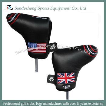 Custom PU Golf Head Cover