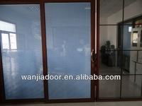 Classical interior pvc screen storm door