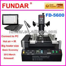 2012 HOT SALE FUNDAR FD-5600 bga rework station for laptop motherboard upgrade from zm-r380b