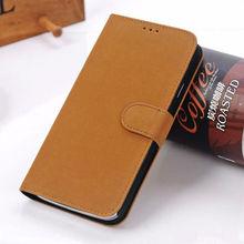 Leather Phone Case For Samsung Galaxy Mega 5.8 i9152 Case crazy horse skin pattern