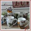 Best-selling butterfly stone ware mug