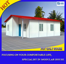 New cheap durable luxury living container villa