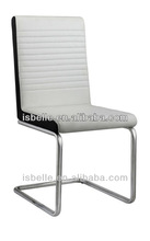 DB-1012 stainless steel legs dinning chairs design
