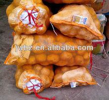 Baoding PP mesh bags for vegetables ,fruits ,firewood