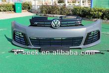 Golf 6 R20 front bumper assy