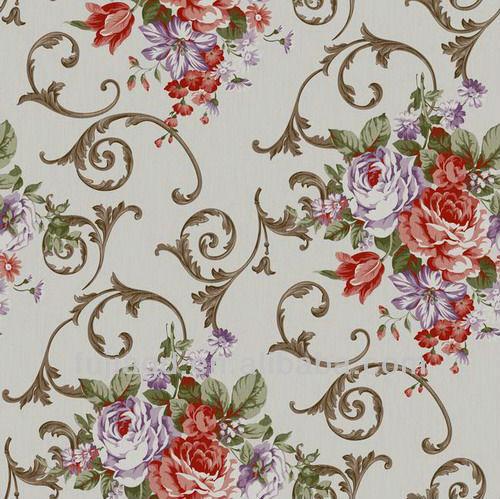Flowers Wallpaper Wall