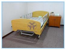 Electric Home Nursing Wood Adjustable Bed