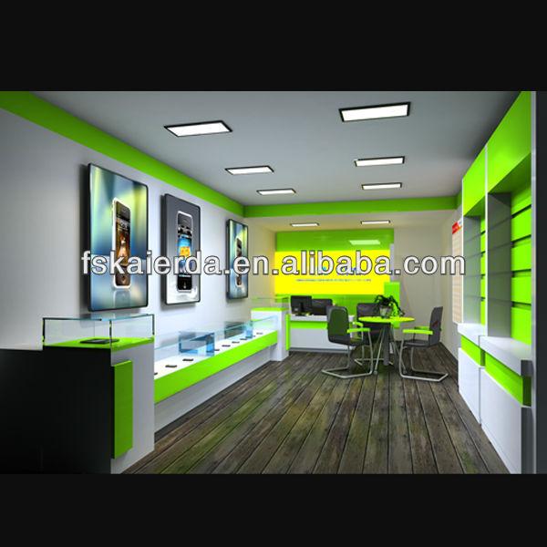 mobile store design/mobile phone store design/cell phone store design