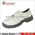 Cozinha branca micro- fibra esd calçados de segurança