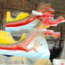 alibaba hot kids rides sliding dragon roller coaster