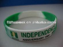 preiswert adj. silicone bracelet for converse