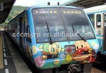 car/van/vehicle/kart/ bus body sticker design,SC-CS-99