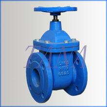 DIN cast iron nn rising stem gate valve